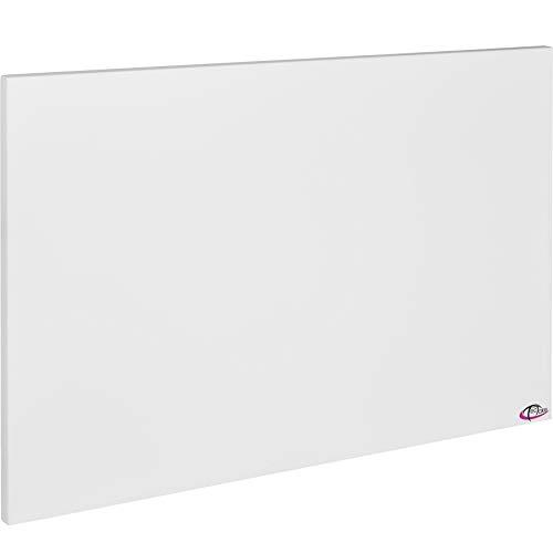 TecTake 800582 Infrarotheizung, GS-geprüft von TÜV SÜD, mit Überhitzungs- und Überspannungsschutz, Schutzklasse IP44, inkl. Wandhalterung - diverse Größen - (700 Watt | Nr. 402975)