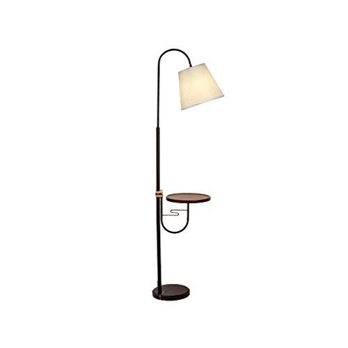 Floor lamp vbimlxft- lampada da terra nordica lampada da soggiorno lampada da comodino camera da letto lampada da terra americana semplice da studio lampada da pavimento