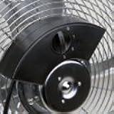S&P - Ventilador Industrial TURBO 3000, metalizado