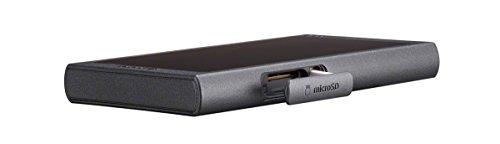 Sony NW de A45High Resolution Walkman Reproductor de MP3(16GB, pantalla táctil, amplificador digital, Bluetooth, NFC, Hi-Res, hasta 45horas de tiempo de batería), color negro