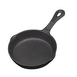 Tomlinson Supercast Vast Iron 10 Inch Fry Pan Skillet by Tomlinson