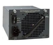 Cisco Systems AC-Netzteil für Catalyst 4500 1400W , Data Only (1400 Stromversorgung)