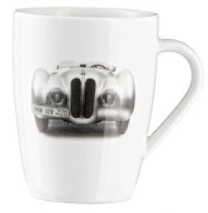 Preisvergleich Produktbild BMW Original-Logo-Klassiker 328 Vantage Lifestyle Porzellan-Kaffeetasse