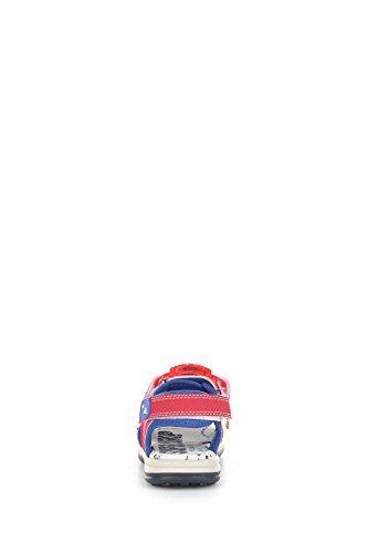 Super Jump 2810Sandales Enfant en similicuir, Rouge Rouge - rouge