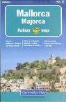 Mallorca 1 : 75 000. Holiday Map. Wander-, Radtouren-, Freizeit- und Strassenkarte -