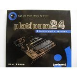 Platinum 24 Electronic Drums [Sample-Cd for AKAI]