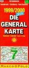 Die Generalkarten Österreich, Bl.7, Innsbruck, Salzburg -