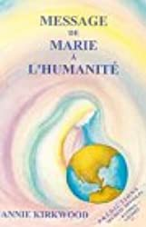 Message de Marie à l'Humanité