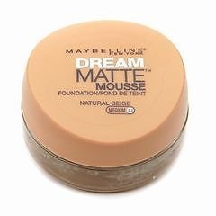 Maybelline Dream Matte Mousse Foundation - 022 Natural Beige