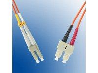 MicroConnect FIB422010 Câble Optique Blanc de Micro Connect