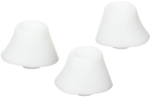womanizer Behandlungsköpfe Ersatzköpfe Aufsatzköpfe für W500 Pro, +Size, Pro40, W100, hypoallergenes medizinisches Silikon, 5-er Pack