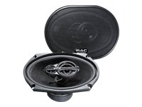Mac Audio MXZ 69.3 6 x 22,9 cm (9 Zoll)