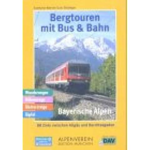 Bergtouren - Mit Bus und Bahn.DAV