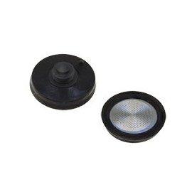 Espumador para máquina de café DeLonghi - Color negro - Para filtros de 1y 2tazas - Modelo 5532108700...