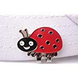 Lady Bug Golf Ball Marker and Magnetic Hat Clip