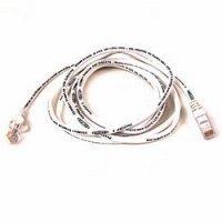 Belkin High Performance - Patch cable RJ-45(M) - RJ-45(M), 2m, UTP (, A3L980B02M-WHTS (RJ-45(M) - RJ-45(M), 2m, UTP () -