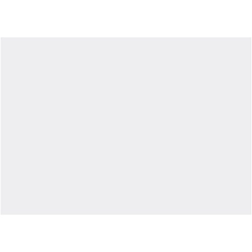 Moosgummi, A4 21x30 cm, Dicke 2 mm, weiß, 10Blatt