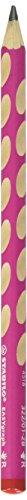 Stabilo easygraph matita ergonomica 2b rosa per destrorsi - confezione da 12