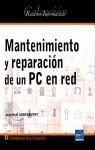 Mantenimiento y reparacion de PC en red