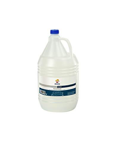 Repsol Destilliertes Wasser 5 Liter