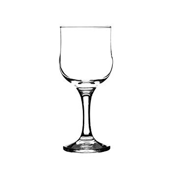 Ravenhead Tulip White Wine Glasses, Sleeve of 4, Transparent, 20
