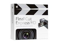Preisvergleich Produktbild Upgrade Final Cut Express HD 3.5 from FCE 1-3