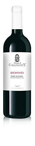 Rosso Bio Igp 75 Cl Principe di Granatey - Vino Rosso Fermo