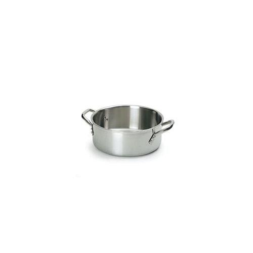 Casseruola alluminio Fasa 2 manici cm.20 [FASA PENTOLE]
