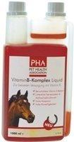 PHA Vitamin B Komplex Liquid f.Pferde 1000 ml Lösung (Liquid B-komplex)
