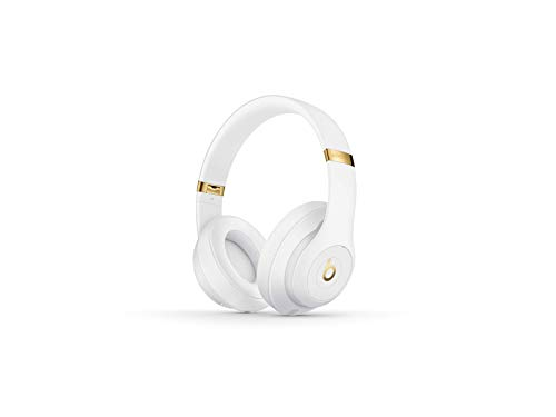 Beats Studio 3 Wireless Over-Ear Kopfhörer, weiß