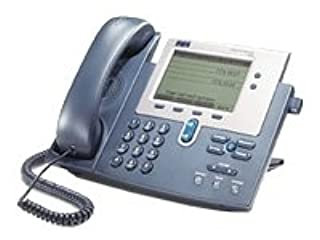 Cisco IP Phone 7940G - IP phone - silver, dark grey (B00008OT8B)   Amazon price tracker / tracking, Amazon price history charts, Amazon price watches, Amazon price drop alerts