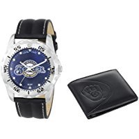Game Time Men's MLB Watch and Wallet Set Mlb Wallet