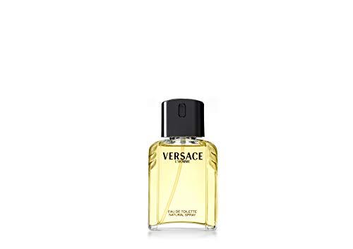 4f06fc947e Gianni Versace Versace L'Homme Eau de Toilette, Uomo, 100 ml
