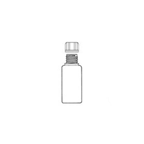 neoLab E-4150 PE Weithalsflasche mit Verschluss, 50 mL Nennvolumen