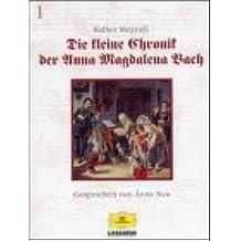 Die kleine Chronik der Anna Magdalena Bach, 4 Cassetten