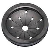 Joint couvercle anti-projections Protection anti-éclaboussures pour broyeur dissipateur thermique en caoutchouc noir