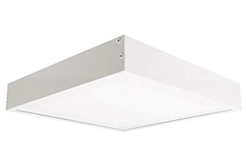 LA Kit Panel LED 60x60 cm 40W Blanco frio 6500K +