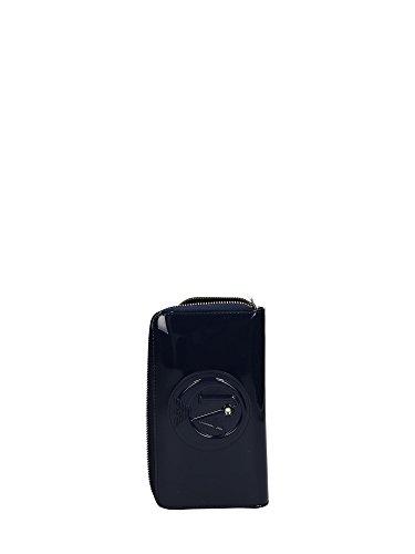 Armani Jeans 05V32 55 50 portafoglio blu