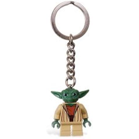 LEGO Star Wars: Maestro Yoda Llavero