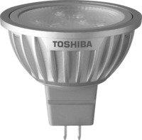 Toshiba LDRA0727WU5EUD LMP LED GU5.3 Toshiba MR16 6.7 W warm weiß 2700k, 650 cd, 35° von Siewert & Kau Computertechnik GmbH auf Lampenhans.de