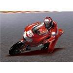 Heller 80912 Modellbausatz Ducati Desmosedici Loris Capriossi