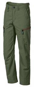 VAUDE Kids Cargo pantaloni, Bambini, Kids Cargo Pants, Cedar Wood, 146/152