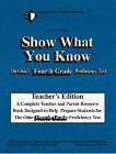 Show What You Know, on Ohio's 4th Grade Proficiency Test