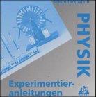 Produkt-Bild: Experimentieranleitungen Physik Sekundarstufe II, 1 CD-ROM 58 Arbeitsblätter zu allen Teilbereichen der Physik (Sek.II). Für Windows 95 oder höher