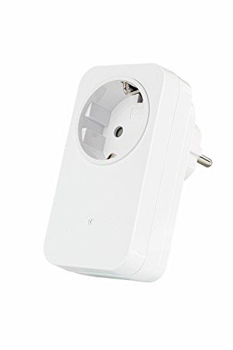 Trust Smart Home AC-300Steckdose mit Dimmer-Funktion, für Trust Smart Home/Smartphone, Weiß