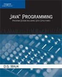 By D.S. Malik Java Programming: Program Design Including Data Structures (Pap/Cdr)