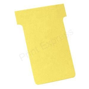 nobo-a50-size-2-t-cards-yellow-pack-of-100