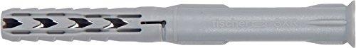 fischer-506194-100piezas-60mm-anchor-screw-anchors-nylon-gris