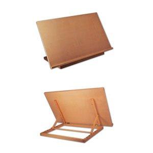 Chevalet de table - Planche à dessin - en bois de hêtre - 76x50 cm
