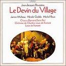 Rousseau : Le Devin du Village [Import anglais]